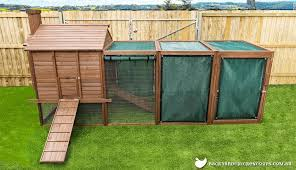 Backyard Chicken Com The Penthouse Hen House Our 1 Design