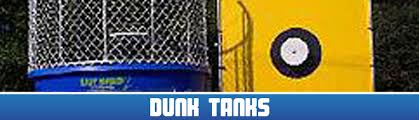 dunk tank rental nj dunk tanks extravaganza entertainment