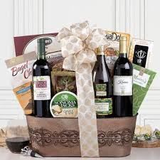 114 best wine gift baskets images on gift baskets