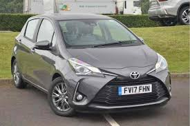 toyota yaris 1 5 vvt i icon tech 5dr for sale at listers toyota