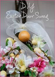 Handmade Easter Door Decorations by 314 Best Wreaths Swags And Mailbox Covers Images On Pinterest