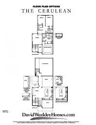 3 bed 2 5 bath from david weekley homes midtown denver co