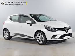 used renault clio hatchback for sale motors co uk