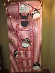 Classroom Door Christmas Decorations 40 Easy Homemade Christmas Decoration Ideas All About Christmas