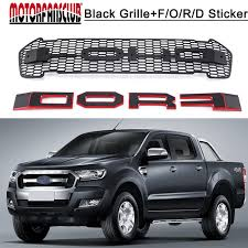 front grill ford ranger aliexpress com buy matte black front grille grill for ford