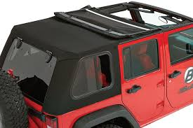 jeep soft top open a guide to choosing bestop trektop jeep soft tops for wrangler jk