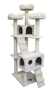 special edition white coffee cat tree u2013 kitty mansions