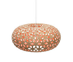 Suspension Luminaire Rouge by Snowflake Bamboo General Lighting From David Trubridge Architonic