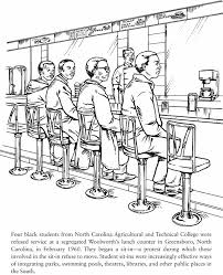 civil rights coloring pages free civil rights coloring pages at