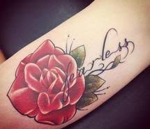 inner arm rose tattoo love the stippled style tattoo