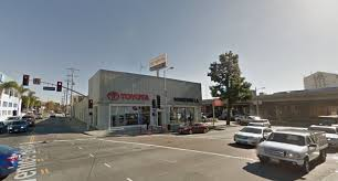 culver city toyota toyota dealer 52 story tower to replace downtown toyota dealership urbanize la