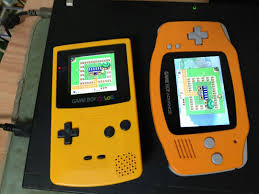 ags 101 gameboy color gameboy
