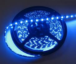sapphire blue waterproof led flex strips led lights low