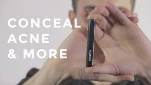 how to use concealer for men a makeup for men tutorial youtube