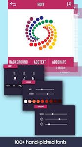 design font apk logo generator logo maker apk download for android