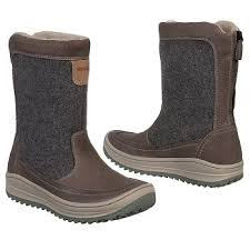 amazon com ecco s kiev ecco s trace zip winter boot at shoes com things to wear