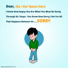 make sorry card with quotes wishes greeting card