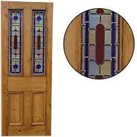 stained glass internal doors details for period projects uk ltd in 346 348 burgess road