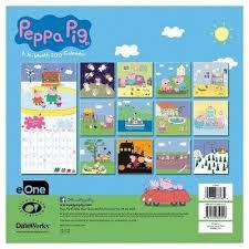 Peppa Pig 2017 Book Peppa Pig 2017 Calendar Books Products