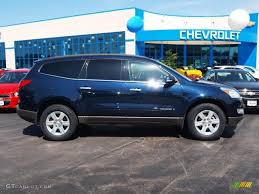 blue volvo station wagon car picker blue chevrolet traverse
