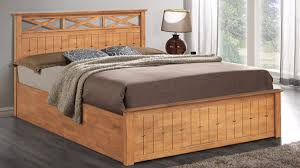 Wooden Ottoman Bed Frame Collection In Oak Ottoman Bed With Popular Of Wood Ottoman Bed
