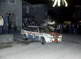 Fiat Abarth 131 Rally 1976 78 by Fiat 131 Abarth All Racing Cars