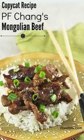 copycat pf chang s mongolian beef its yummi bites of food and life