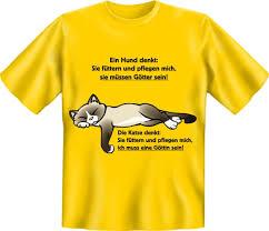coole t shirt sprüche coole witzige lustige sprüche t shirt zum thema hunde katzen