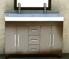 Vanity Cabinet With Top 48 Inch Bathroom Vanities With Double Sinks