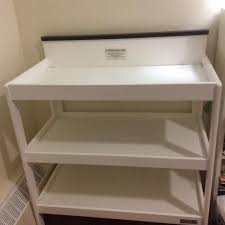 Change Table For Sale Find More White Change Table From E Hton Avalon Collection For