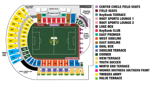 Mls Teams Map 2016 Mls Cup Playoffs Providence Park Pricing Portland Timbers