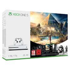 siege console de jeux microsoft xbox one s 1 to assassin s creed origins rainbow