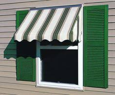 How To Make A Window Awning Frame Diy Stationary Window Awning Using Pvc Pipe Window Awnings