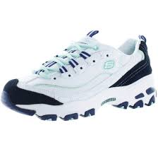 stride in comfort and style thanks to these wide width skechers
