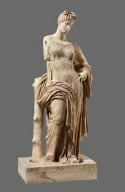 Statues Of Gods by Statue Of Aphrodite