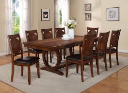Brown Dining Room 9 Piece Dining Sets You Ll Love Wayfair
