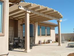Patio Covers Las Vegas Cost by Bar Furniture Stucco Patio Cover Patio Pros Gallery Of Patio