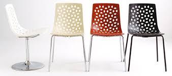 chaises cuisine chaise cuisine table ronde design maisonjoffrois