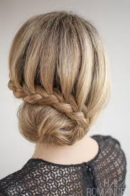 large hair pleats 50 fabulous french braid hairstyles to diy more com