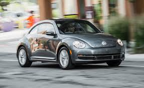 volkswagen beetle 2017 interior 2015 volkswagen beetle test u2013 review u2013 car and driver
