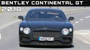 bentley continental gt review 2017 2018 bentley continental gt review rendered price specs release