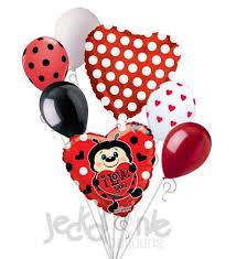 heart balloon bouquet i you bug heart balloon bouquet jeckaroonie balloons