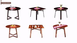 Teak Wood Furniture Online In India Dining Tables Dining Tables Online In India At Low Prices