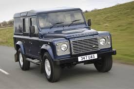 land rover ninety land rover defender 1984 car review honest john