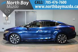 maxima nissan 2016 pre owned 2016 nissan maxima sr best priced in canada 300hp 4dr