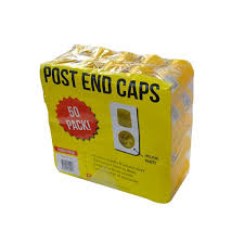 post end cap pack of 50 per001pk50 richmond wheel u0026 castor co