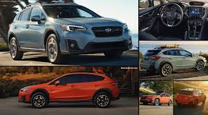 subaru crosstrek interior leather subaru crosstrek 2018 pictures information u0026 specs