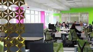 Best Office Design by Cool Office Interior Design For Uk Media Company By Spectrum