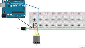 arduino motor driver circuit wiring diagram components
