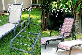 Patio Furniture Loungers Recover Your Old Chaise Lounge Chairs